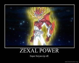 Zexal Power by EpitaphEater