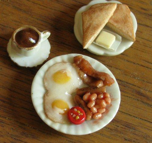 Big Breakfast by fairchildart