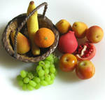 Fruit Basket II