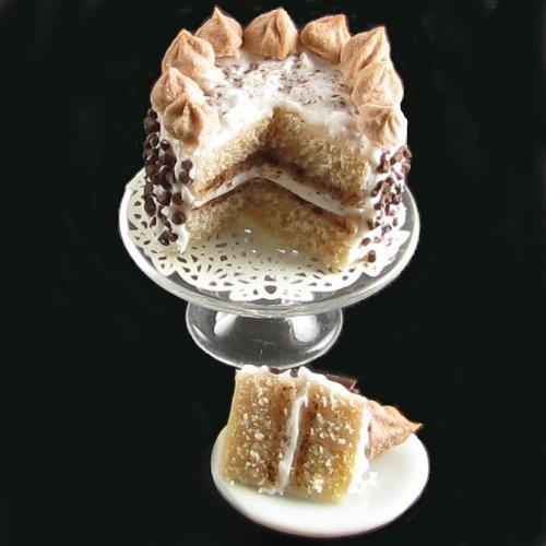 Tiramisu Cake by fairchildart