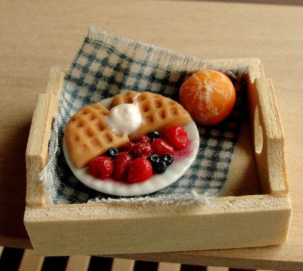 Breakfast in Bed by fairchildart