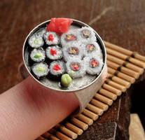 New Sushi Ring