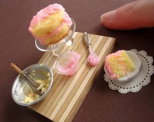 Cake Preparation Board