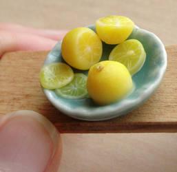1:12 Scale Lemons