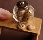 Dollhouse Cookie Jar