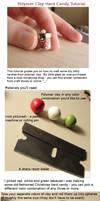 Polymer Clay Hard Candy Tutorial