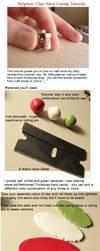 Polymer Clay Hard Candy Tutorial by fairchildart
