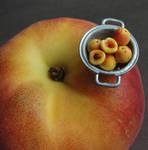 1:12 Scale Peaches