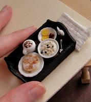 Breakfast in Bed II by fairchildart