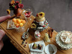 Dollhouse Dessert Table