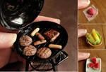 Barbecue in Miniature