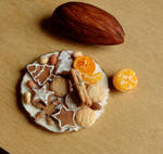 1:12 Scale Cookies and Nuts