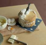 Yellow Cake Preparation