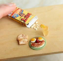 Pee Wee's Breakfast