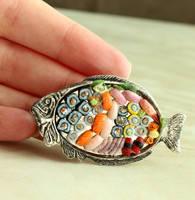 Little Big Sushi Platter by fairchildart