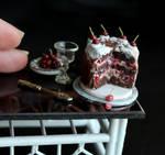 Black Forest Cake by fairchildart