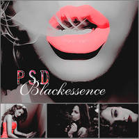 Blackessence PSD by BlazMuffin