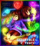 Undertale 2nd Anniversary: We will SAVE them