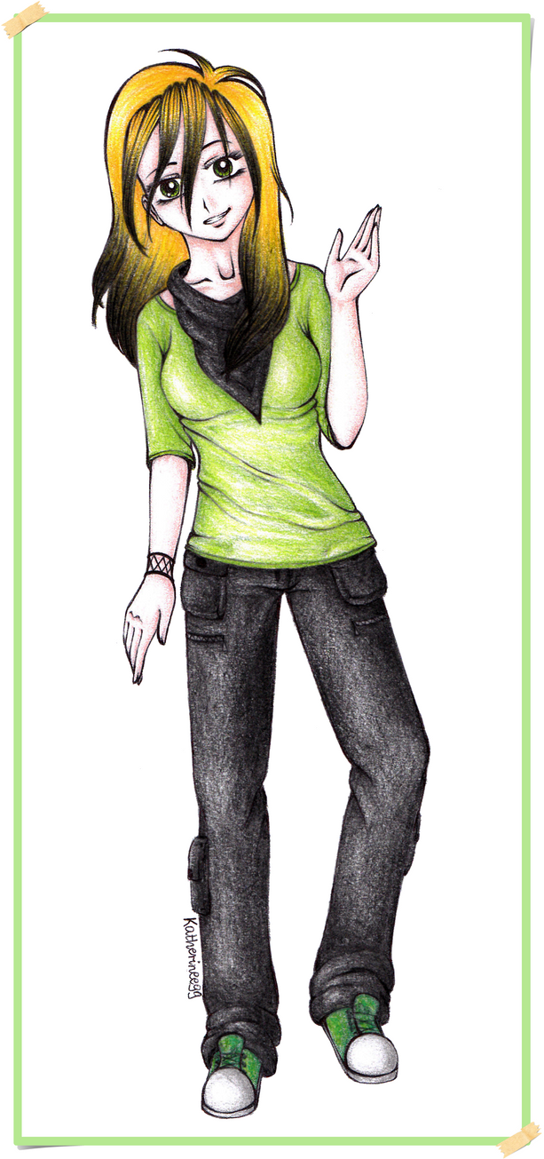 ArtTrade: Lucy by Kazuren