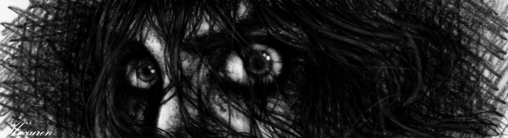 Killer's eyes by Kazuren