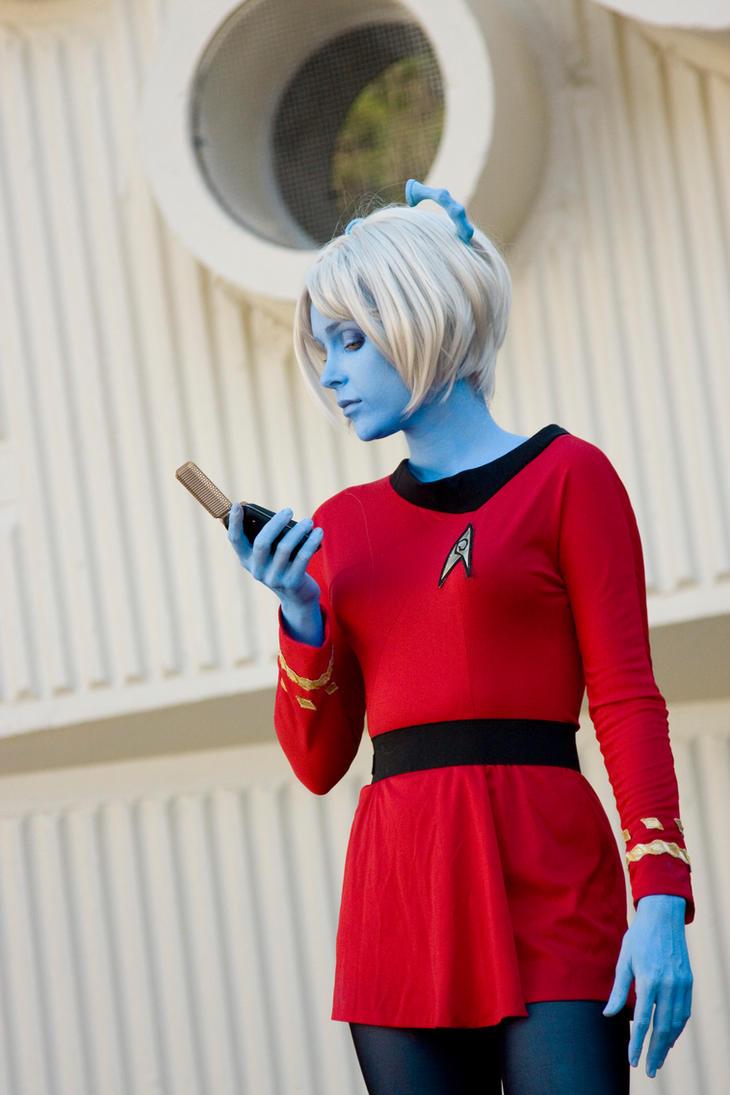 Star Trek Series 2 - 1 by chirinstock