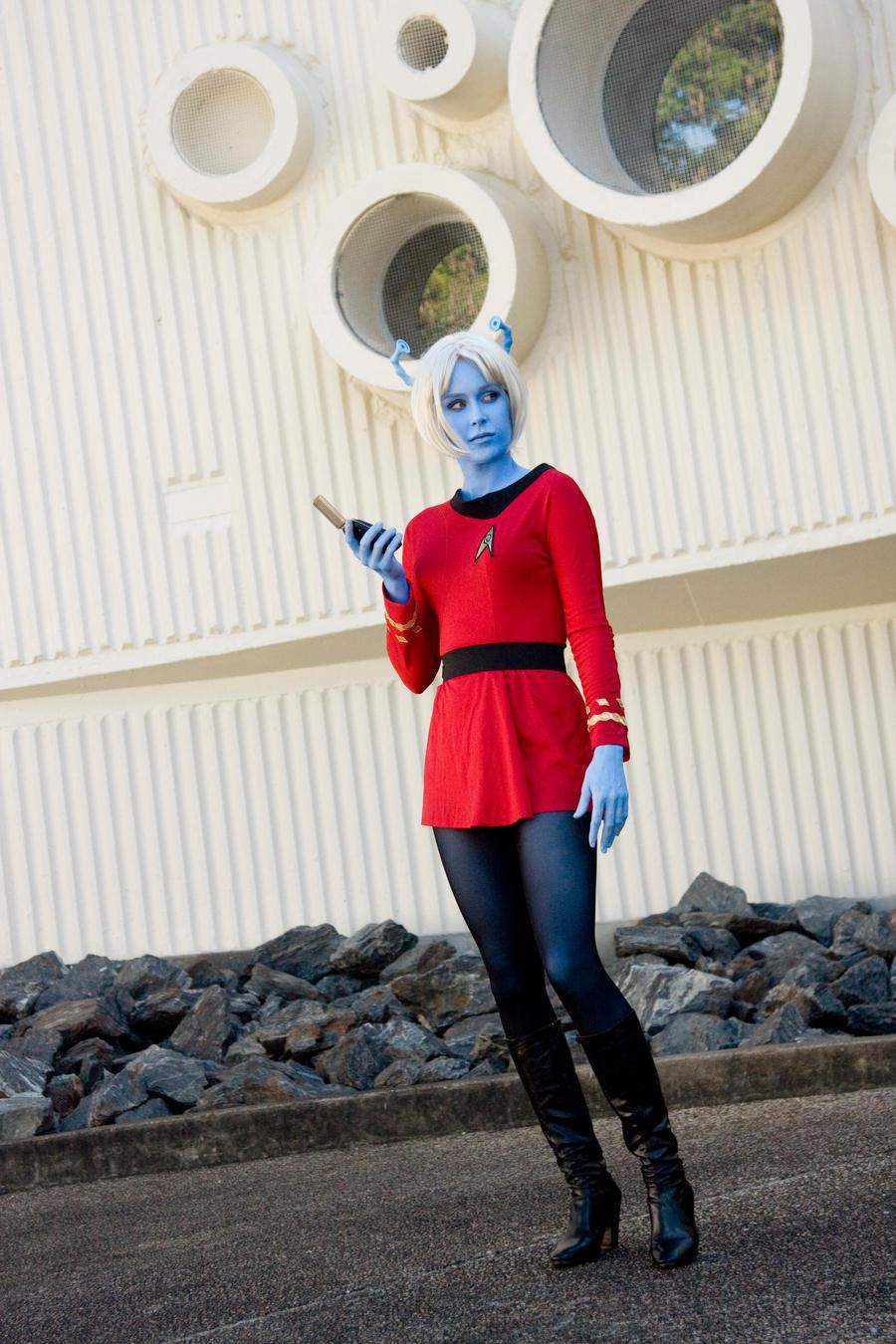 Star Trek Series 2 - 3 by chirinstock