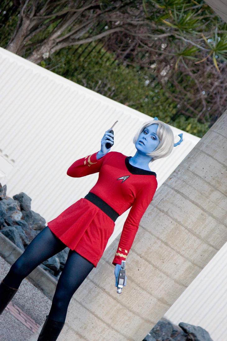 Star Trek Series 2 - 7 by chirinstock
