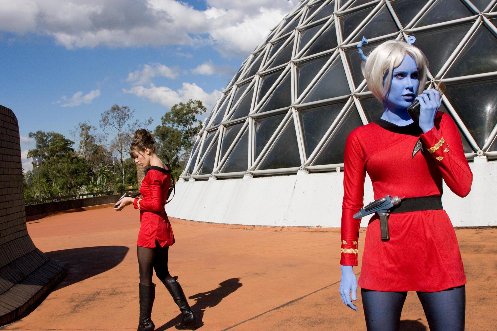 Star Trek Series 2 - 10 by chirinstock