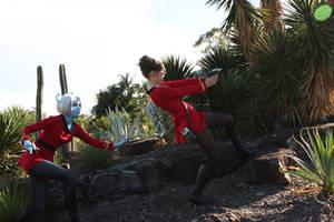 Star Trek Series 2 - 35 by chirinstock
