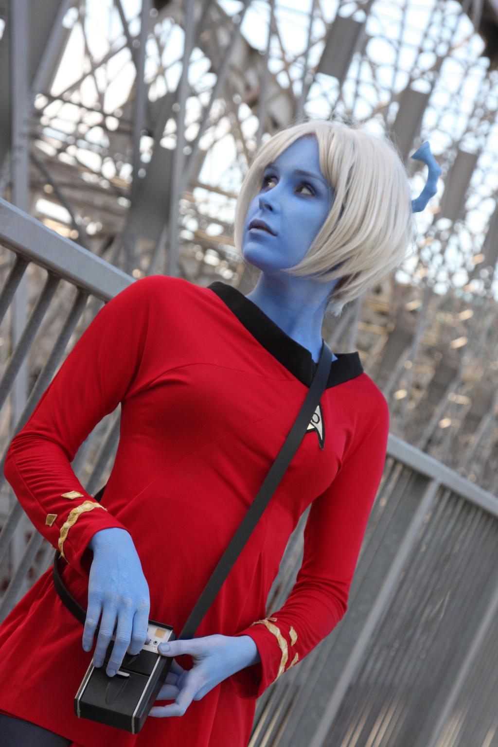 Star Trek Series 2 - 43 by chirinstock