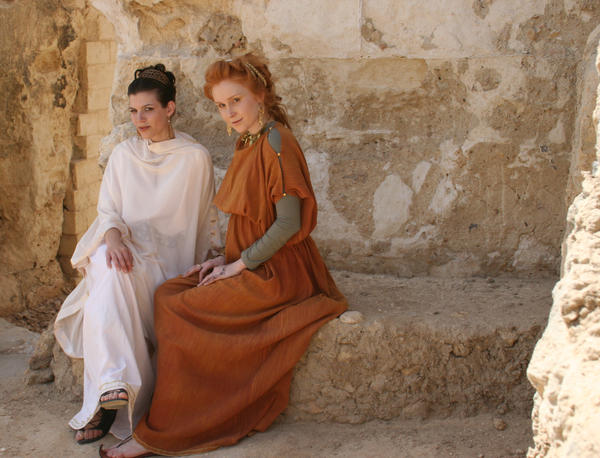 Classical Grecian 12 by chirinstock