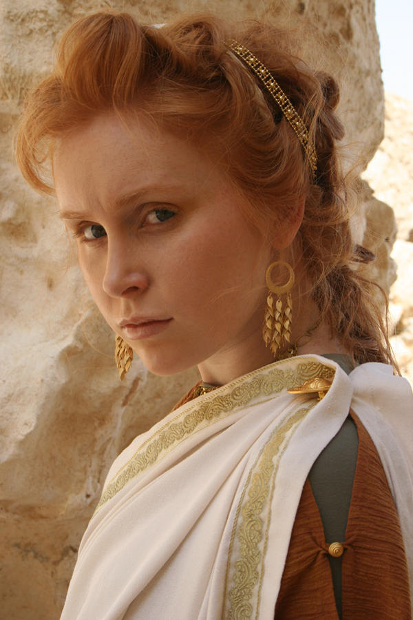 Classical Grecian 19 by chirinstock