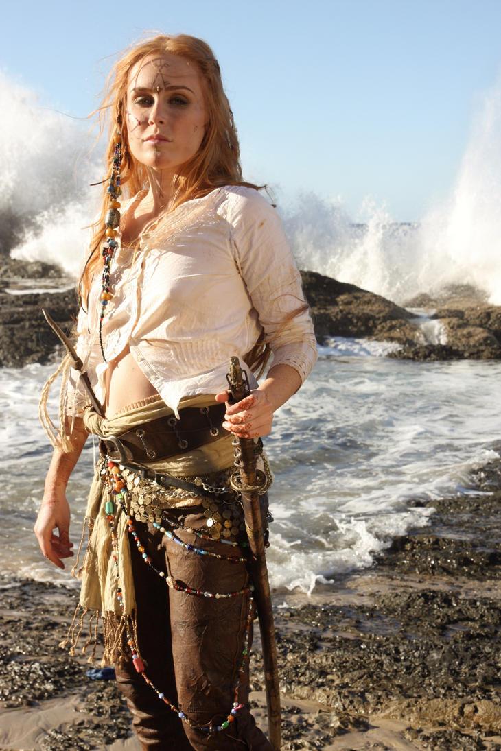 Female pirate lesbian foto 47
