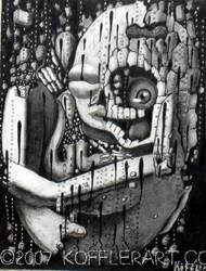 Baby In Acid II by ckoffler