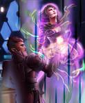 Revenge of Darth Malora (Sith Science)