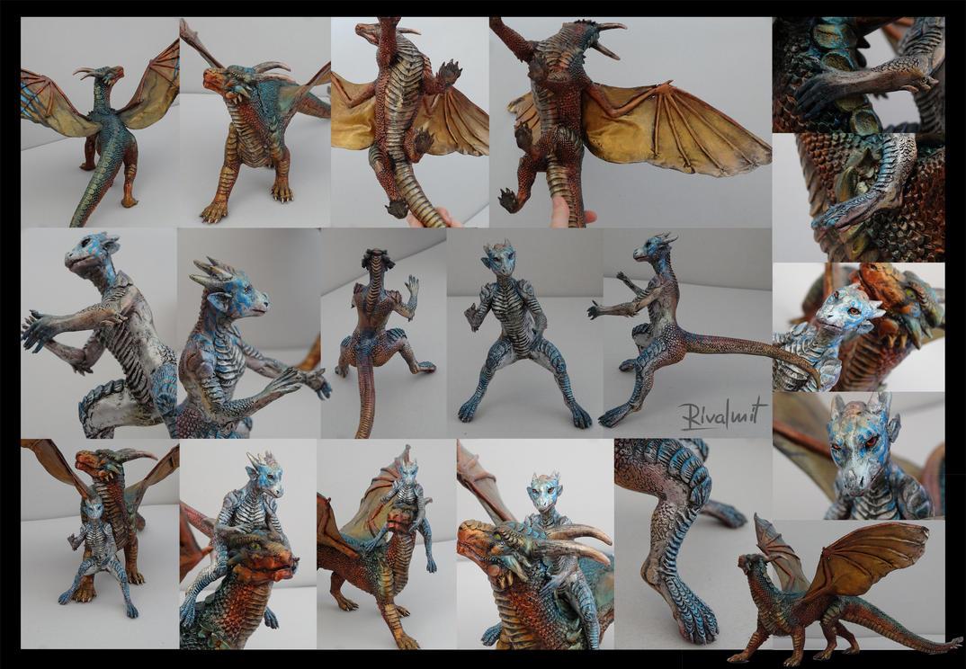 Dragon rider 2 by rivalmit