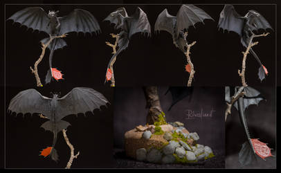 Toothless Compnion by rivalmit