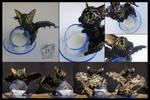 Spilt milk: Batkitty #11 Rare dominant gold mutati