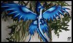 Hadopelagic - The blue dragon of the deep sea