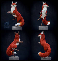 Dance of the fox by rivalmit