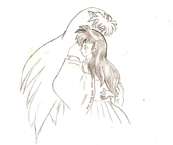Dibujos Para Colorear De Inuyasha Y Aome Imagui