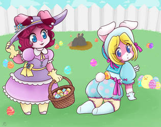 Easter Bests by Bunnytam