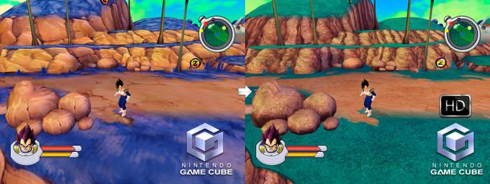 GameCube: Dragon Ball Z Sagas [Alpha]
