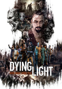 Dying Light, FanArt Poster HD