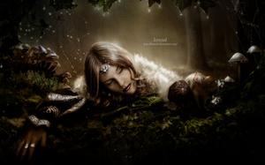Sleeping Beauty by kimsol