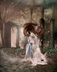 Daughter of Poseidon by kimsol