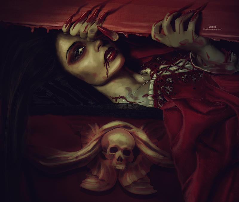 Vampiress by kimsol
