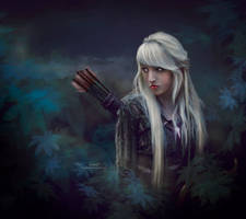 Archers Return by kimsol