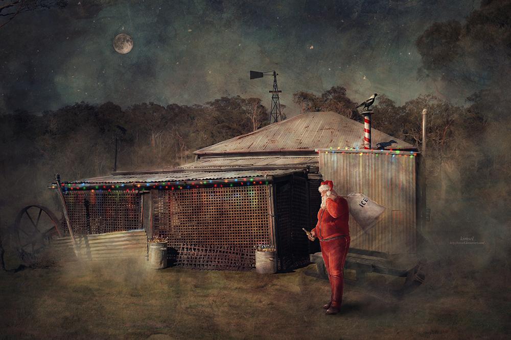 The Secret Life of Santa