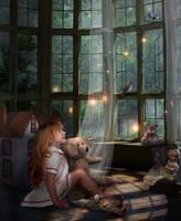 Dust Light by kimsol